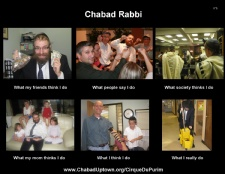 Chabad Rabbi Meme - Click to see in full! Like it? Share it!