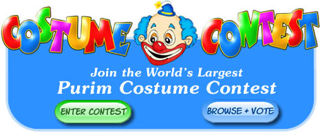 Purim Costume Contest